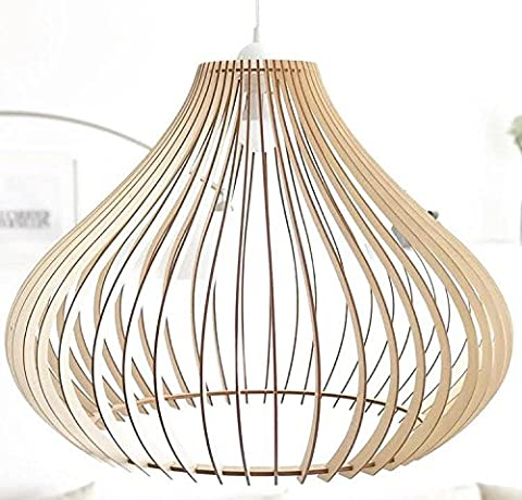 Wooden Ceiling Lamp/ Wood Lamp/ Brand NEW Modern Wooden Ceiling