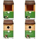 Scott & Co. Wooden Bird Nest...