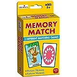 Creative Flash Cards Memory Match, Multi-Colour, 372