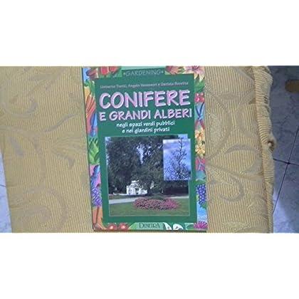 Conifere E Grandi Alberi Negli Spazi Verdi Pubblici E Privati