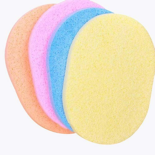 Asentechuk® 10pcs Natural Algas Powder Puff Esponja