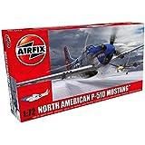 Airfix - Kit de modelismo, avión North American P-51D Mustang (Hornby A01004A)