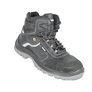 Auda Men's Classic Lace-Up Half Shoe Black Size: 9 UK