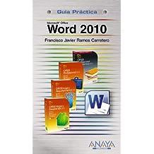 Word 2010 (Guías Prácticas)