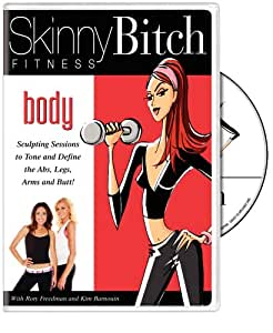 Skinny Bitch: Body [DVD] [2008] [Region 1] [US Import] [NTSC]