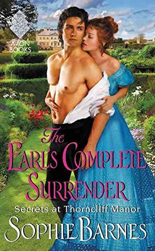 [His Scandalous Kiss : Secrets at Thorncliff Manor] (By (author) Sophie Barnes) [published: July, 2016]