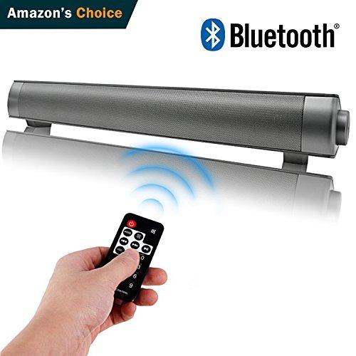 2. Soundbar Bluetooth Sound Bar TV Speakers Wired and Wireless Bluetooth Surround Soundbar