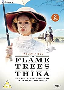 The Flame Trees of Thika [DVD] [1981]