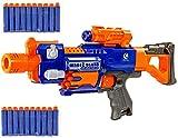 Nick and Ben Elektrisches Pfeil-Gewehr Dart Strike Soft-Air inkl. 20 Soft-Pfeilen AEG Soft-Pfeil-Gewehr
