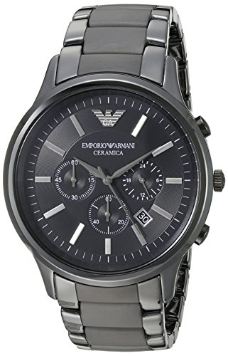 EMPORIO ARMANI - Herren Uhren - ARMANI CERAMICO - Ref. AR1451