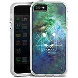 Apple iPhone 5s Bumper Hülle Bumper Case Schutzhülle Cro Merchandise Fanartikel Galaxycro