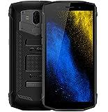 Blackview BV5800 - IP68 Smartphone Libre - Impermeable Antipolvo Antigolpes, 5.5 Pulgadas HD +, Android 8.1, 1.5GHz Quad Core 2GB + 16GB, 5580mAh Carga rápida de la batería -Negro