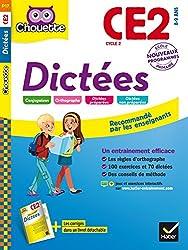 Dictées CE2 - Nouveau programme 2016