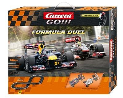 Carrera - GO 143: Formula Duel (Red Bull y McLaren) 3.6 metros, escala 1:43 (20062270) por Carrera