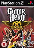 Guitar Hero: Aerosmith - Game Only (PS2)