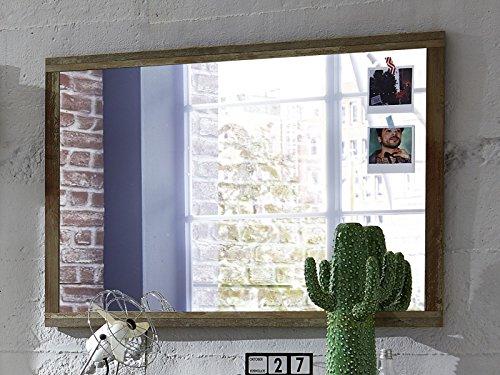 Spiegel Wandspiegel Garderobenspiegel Hängespiegel Holzspiegel Flur