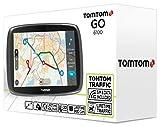 TomTom Go 6100 World Navigationssystem (15 cm (6 Zoll) kapazitives Touch Display, Magnethalterung, Sprachsteuerung, mit Traffic/Lifetime Weltkarten) Bild 4