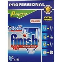 Calgonit Finish Professional Powerball Tabs 125 Stück preisvergleich bei billige-tabletten.eu