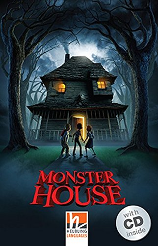 Monster House, mit 1 Audio-CD: Helbling Readers Movies / Level 2 (A1/A2) (Helbling Readers Fiction)