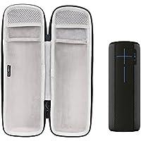 LTGEM Voyage cas stockage dur sac de transport pour Ultimate Ears UE Megaboom Bluetooth sans fil Speaker.Fits Chargeur & Câble USB.