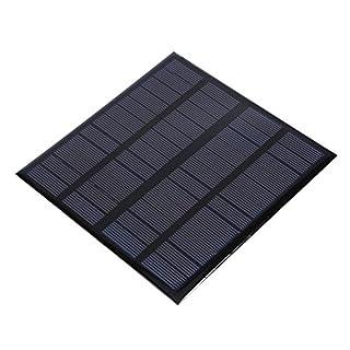amazingdeal, 3W, 12V, 300mA-polysilicon Solar-Ladegerät,