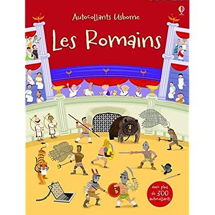 Les Romains - Autocollants Usborne