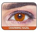 Charming Hazel GLAMOUR EYE Color Contact...