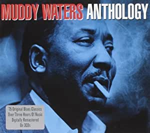 Anthology by Muddy Waters (2011) Audio CD