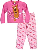 Scooby Doo Girls Scooby Doo Pyjamas Age 6 to 7 Years