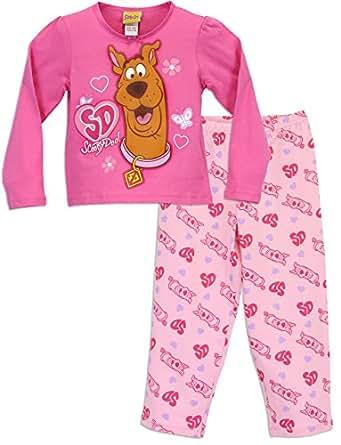 Scooby Doo Girls Scooby Doo Pyjamas Age 4 to 5 Years