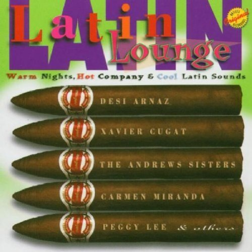 Latin Lounge by VARIOUS ARTISTS -