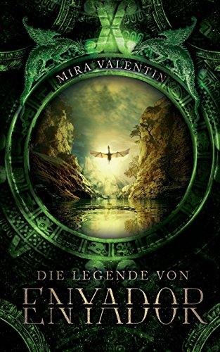 Buchcover Die Legende von Enyador (Enyador-Saga)