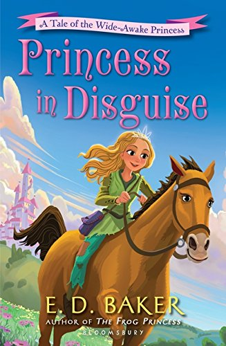 Princess in Disguise Cover Image