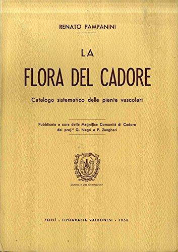 la-flora-del-cadore-catalogo-sistematico-delle-piante-vascolari-a-cura-della-magnifica-comunita-di-c