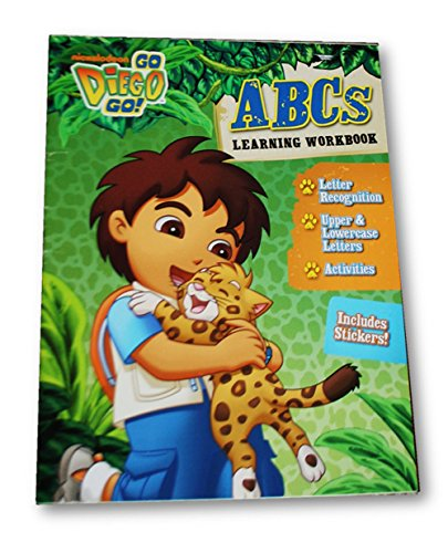 diego-cartoon-abc-s-learning-workbook-mit-aufkleber