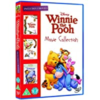 The Winnie the Pooh Movie Collection