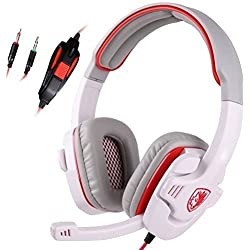 51JypoXxDyL. AC UL250 SR250,250  - Sades SA 708 Stereo PC Gaming Headset in offerta lampo per la Amazon Gaming Week 2016