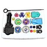 CALISTOUK Beyblade Top Set More Fun For Kids Interesting Random Color