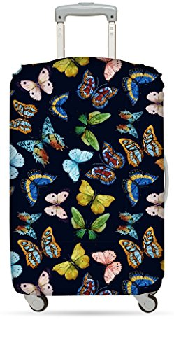 loqi-suitcase-cover-medium-wild-butterflies-grosse-medium-58-65cm-85-polyester-and-15-spandex-materi