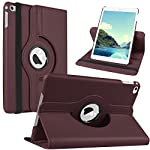 """High density ultra fine leather Suitable for IPAD AIR and New iPad 9.7"""" 2017. Comfortable, lightweight & durable Inner super-fiber materials which protects from dust, odour & moisture Retaining all buttons & interface locations Innovative..."""