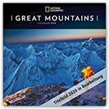 Great Mountains - Hohe Berge 2020: Original Carousel-Kalender