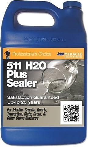 Miracle Sealants 511 H2O Plus 3.785l (US GALLON) Water Base Penetrating Sealer
