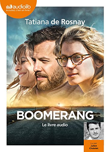 Boomerang: Livre audio 1 CD MP3