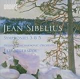 Symphonie n ̊  3, op. 52, ut majeur. Symphonie n ̊  5, op. 82, mi bémol majeur | Sibelius, Jean (1865-1957). Compositeur