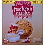 Farleys Original Rusks - 1 x 18's by N/A