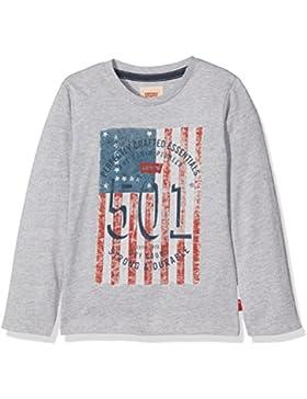 Levi's Jungen T-Shirt Ls Tee Flagg