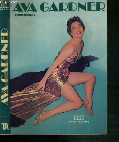 Gardner. Ava Gardner (Collection Têtes d'affiche)