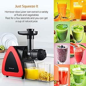 520 Homever juicer - 2021 -