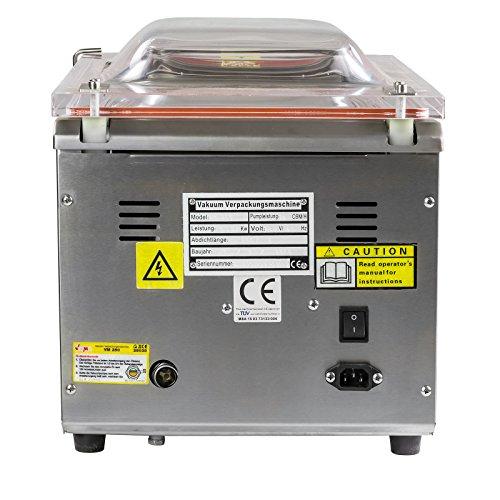 DEMA Vakuum Verpackungsmaschine VM 250 - 4
