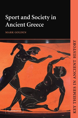 Sport and Society in Ancient Greece Paperback (Key Themes in Ancient History) por Golden